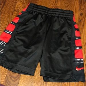 Nike Elite basketball shorts size XS- used- as is